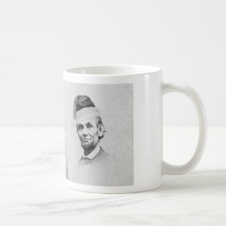 Abraham Lincoln Christmas Mug