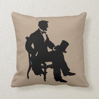 Abraham Lincoln Cushion