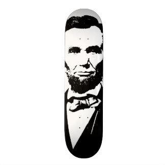 Abraham Lincoln Custom Skate Board