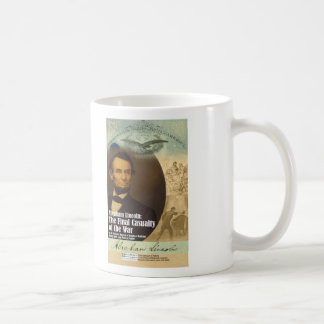 Abraham Lincoln Exhibit Mug - Customized