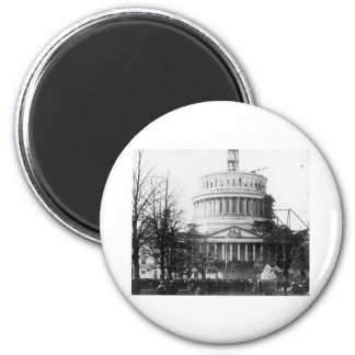 Abraham Lincoln, Inaugural Address, March 4, 1861 Refrigerator Magnet