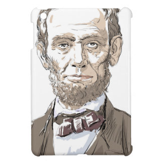 Abraham Lincoln iPad Mini Case