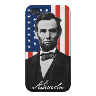 Abraham Lincoln iPhone 4/4S Case
