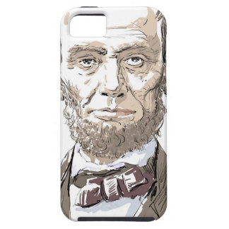 Abraham Lincoln iPhone 5 Covers