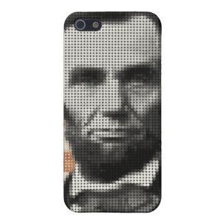 Abraham Lincoln Cover For iPhone 5/5S