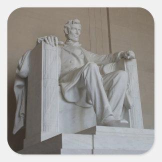 Abraham Lincoln Memorial Washington DC stickers