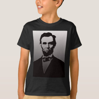 Abraham Lincoln Portrait T-Shirt