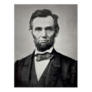 Abraham Lincoln! Postcard