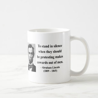 Abraham Lincoln Quote 8b Mugs
