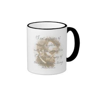 Abraham Lincoln Quote Mug