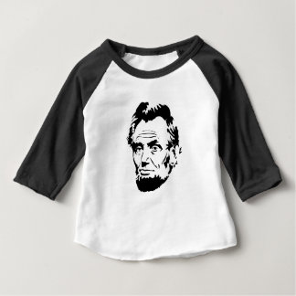 Abraham Lincoln Sketch Baby T-Shirt