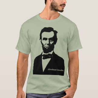 Abraham lincoln t shirts t shirt printing for T shirt printing lincoln