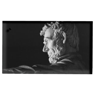 Abraham Lincoln Table Number Holder