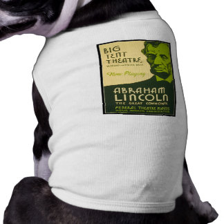 Abraham Lincoln The Great Commoner Shirt