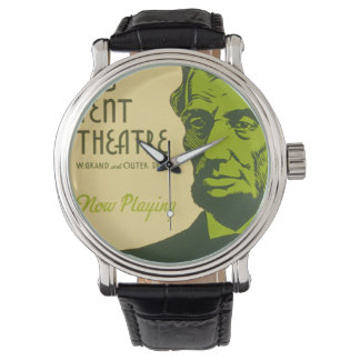 Abraham Lincoln The Great Commoner Wristwatch
