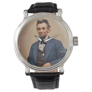 Abraham Lincoln Wristwatches