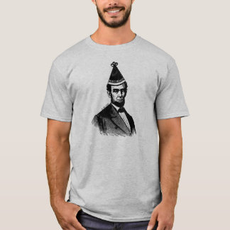 Abraham Lincoln's Birthday Bash Men's Shirt