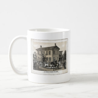 Abraham Lincoln's Home Mug