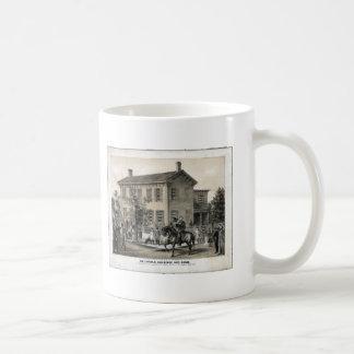 Abraham Lincoln's Home Mug