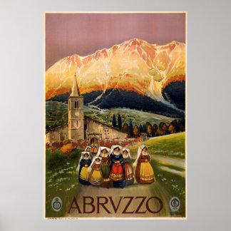 Abruzzo Posters