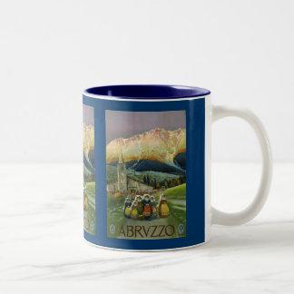 Abruzzo Two-Tone Mug
