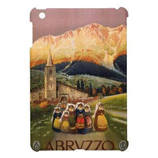 Abrvzzo Italy vintage travel cases iPad Mini Cover