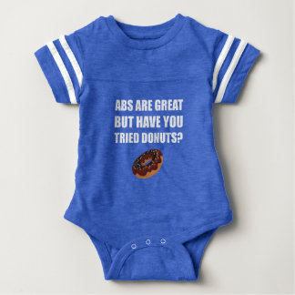 ABS Great Tried Donuts Baby Bodysuit