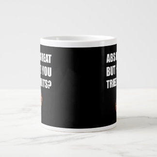 ABS Great Tried Donuts Large Coffee Mug