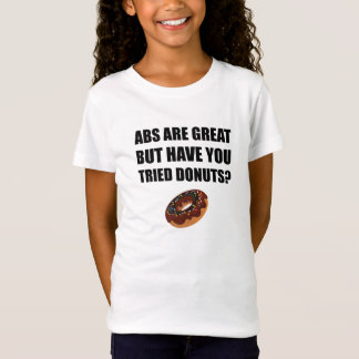 ABS Great Tried Donuts T-Shirt