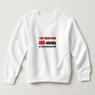 ABS Pasta Breadsticks Sweatshirt