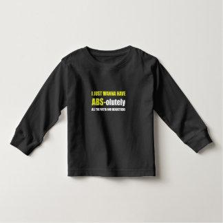 ABS Pasta Breadsticks Toddler T-Shirt