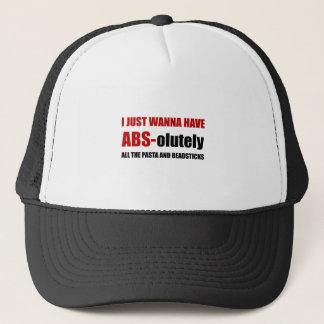 ABS Pasta Breadsticks Trucker Hat