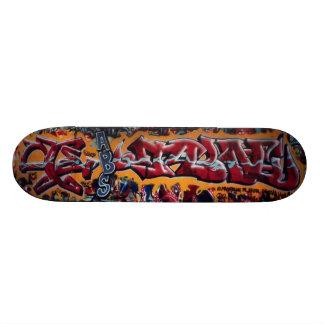 ABS Tag Custom Skateboard