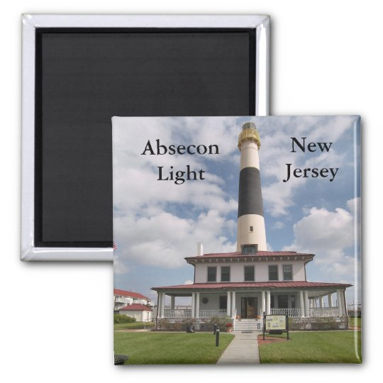 Absecon Light, New Jersey Magnet