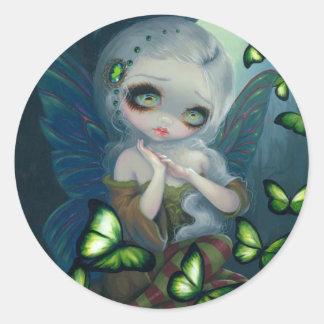 """""""Absinthe Butterflies"""" Sticker"""
