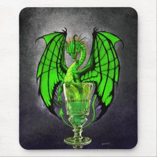 Absinthe Dragon mousepad