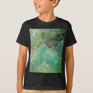 Absinthe Green Quartz Crystal T-Shirt