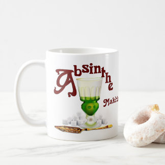 """Absinthe Makith The Heart Grow Fonder!"" #2 Coffee Mug"