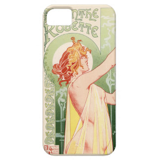 Absinthe Robette - Alcohol Vintage Poster iPhone 5 Covers