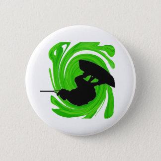 Absolute Air 6 Cm Round Badge