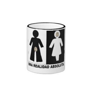 Absolute reality coffee mug