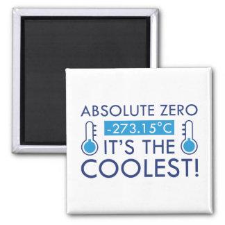 Absolute Zero Magnet