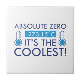 Absolute Zero Tile