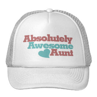Absolutely Awesome Aunt Cap