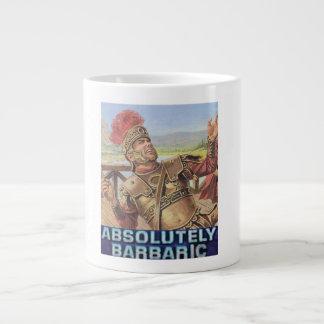 """Absolutely Barbaric"" Meme Mug"