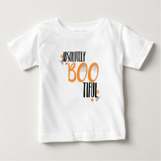 Absolutely Bootiful halloween Baby T-Shirt