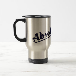Absolutely Not Travel Mug