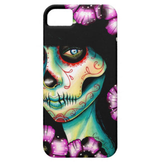 Absolution Day of the Dead Girl iPhone 5 Cases