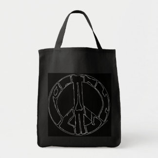Absorb Peace tote bag