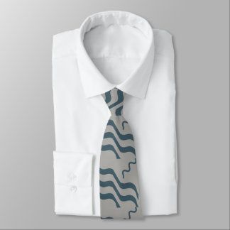 Absract Design Tie